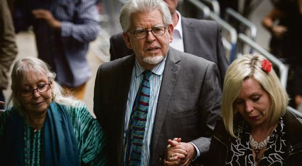 Beyond evil: Rolf Harris has been jailed for indecently assaulting young girls