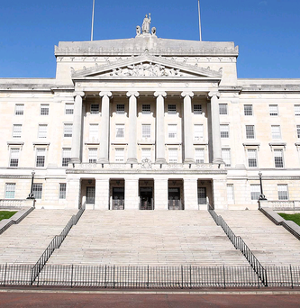 The power-sharing administration at Stormont