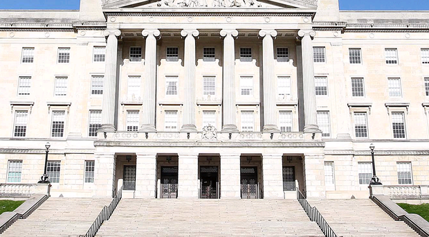 The power-sharing administration at Stormont is well past its infancy, but the parties at the heart of Government continue to act like children