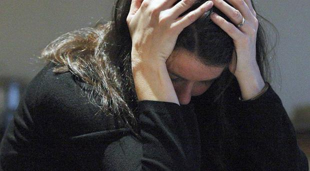 Post-natal depression can have a big impact on women