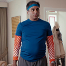Man power: fitness fanatic Ahmed is the star of the latest Currys PC World advert