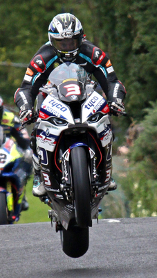 Michael Dunlop won the Race of Legends in 2019.