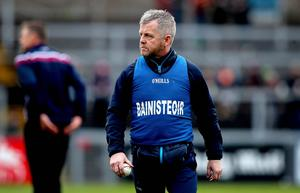 Big ambitions: Michael McShane is excited by the potential in Tyrone's ranks
