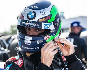 Raring to go: Colin Turkington is chomping at the bit ahead of Silverstone