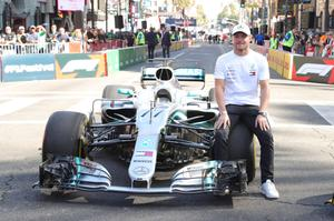 Unclear future: Valtteri Bottas is out of contract at the end of 2020