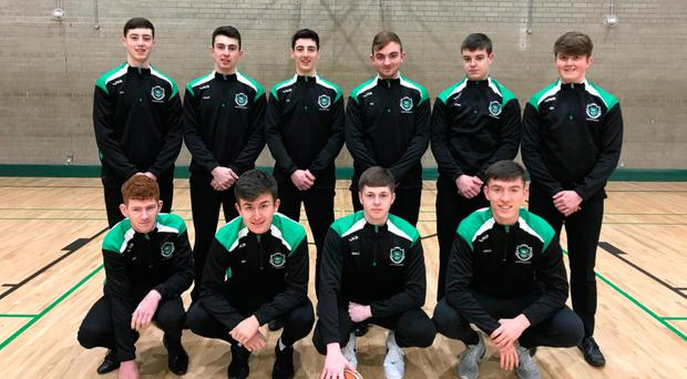 Making the grade: Bottom row left to right: Diarmaid Molloy, Mark Donnelly, Greg McCormack, Lewis McGarvey. Top row left to right: CJ Fulton, Conor McKee, Conor Ryan, Ryan Cavanagh, Cillian McGarry, Emmet Maguire