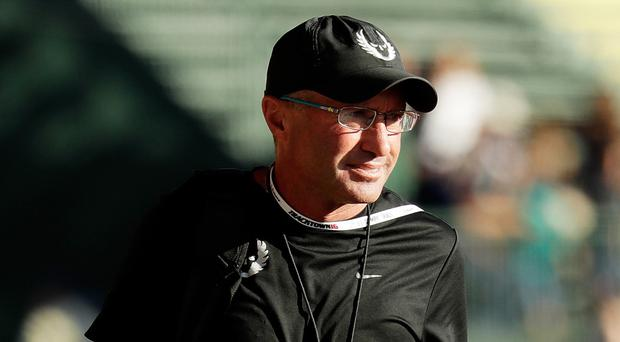 Ban: Alberto Salazar was found guilty of doping violations