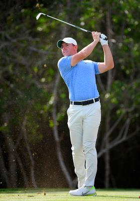 Pressure points: Rory McIlroy has struggled to perform on Sundays