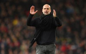 Fan fave: Pep Guardiola is against games in empty stadiums