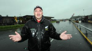 Long service: Noel Johnston has left his role at the Ulster GP