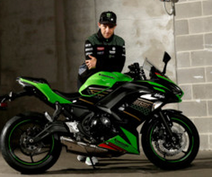 Pushed back: Jonathan Rea will not be in Qatar after the postponement of World Superbikes round two