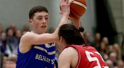 Main man: teenager CJ Fulton has been in imperious form for Star