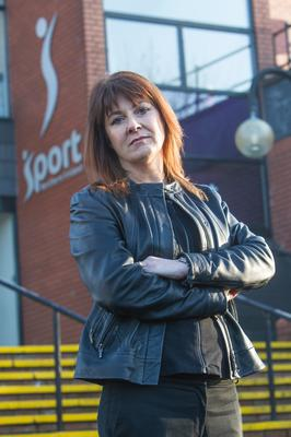 Fast track: Antoinette McKeown says Hub has been launched early