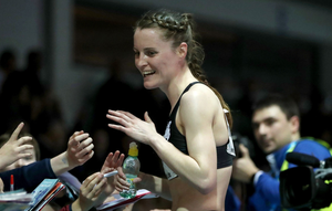 Ciara Mageean broke the two-minute barrier to win an 800m race