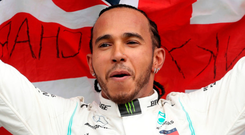 Wanted man: Lewis Hamilton will have options to consider