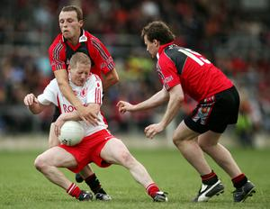 Flashback: A look back to 2008 when Tyrone and Down fought out a draw in the Ulster Championship