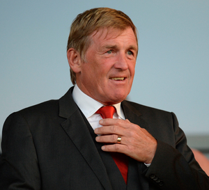 Positive test: Liverpool legend Kenny Dalglish contracted Covid-19
