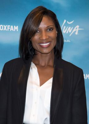 Big chance: Denise Lewis is keen to educate young people