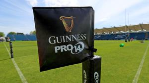 Two Guinness PRO14 games have been called off (Donall Farmer/PA)