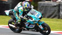 Driving on: Alastair Seeley will be in action at the Sunflower Trophy meeting despite recent wrist injury