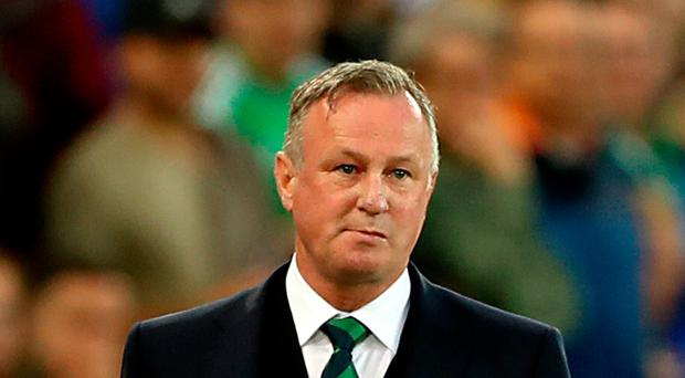 New test: Michael O'Neill is relishing a fresh challenge