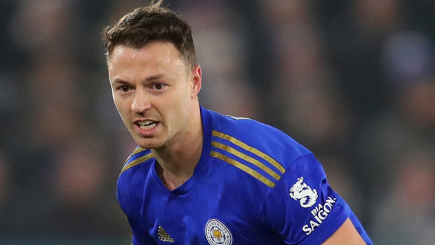 Silver service: Jonny Evans is eager to lift silverware this season