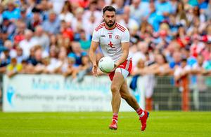 Fired up: Ardboe forward Kyle Coney is focussed on becoming a regular in the Tyrone line-up