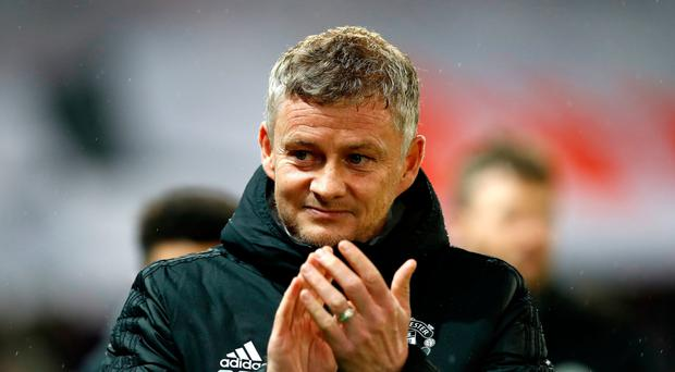 Promising signs: Ole Gunnar Solskjaer was impressed by what he saw during United's win against Partizan Belgrade