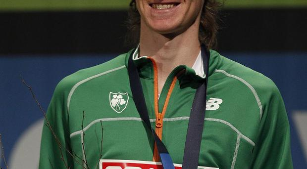 Ciaran O'Lionaird finished third in Gothenburg