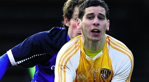 Kevin O'Boyle says noone expects Antrim to achieve anything this year