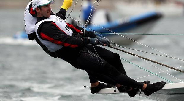 Ryan Seaton and Matthew McGovern excelled in Weymouth