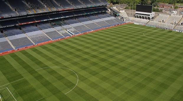 Croke Park will be hosting an American football match