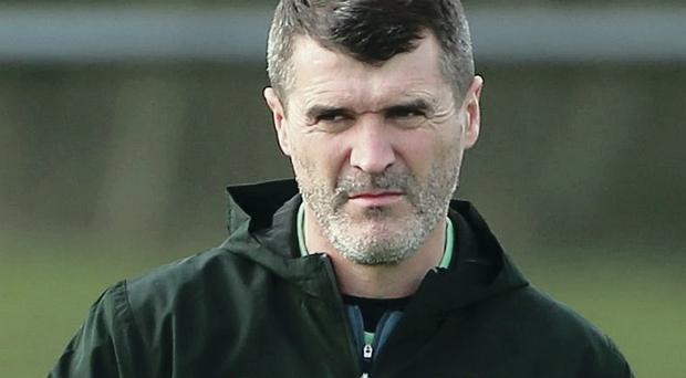 Hotly tipped: A number of bets have been placed on Roy Keane