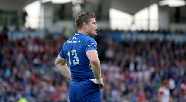Lucky 13: Brian O'Driscoll will hope Leinster farewell goes as well as Ireland goodbyes