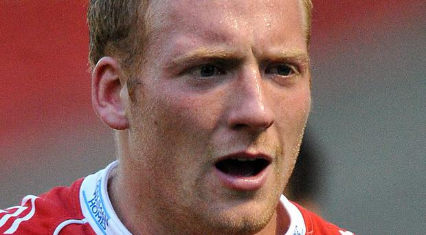 Sean Gleeson has been forced to quit his rugby league career