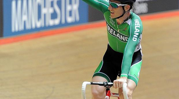 Cycling world champion Martyn Irvine will carry the Northern Ireland flag at the opening ceremony of the Commonwealth Games in Glasgow
