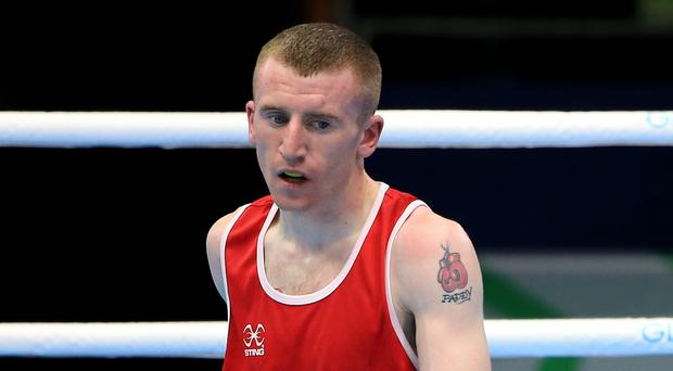 Paddy Barnes made the case for headguards to return to the Commonwealth Games