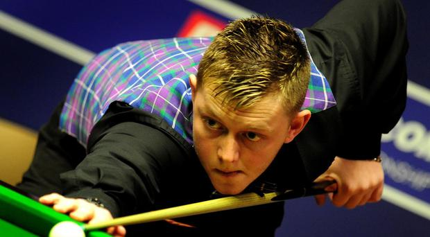 Northern Ireland's Mark Allen is through to the final of the Shanghai Masters