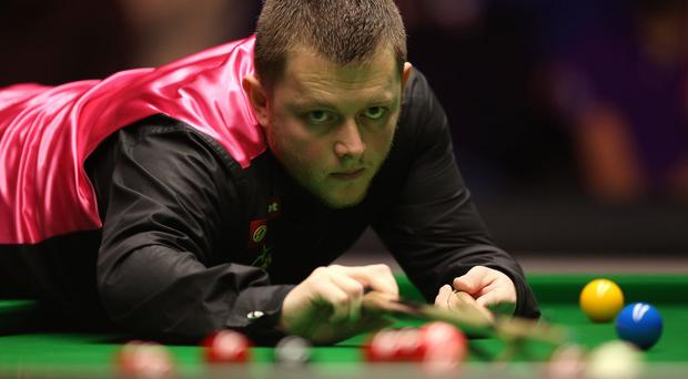 Snooker's Mark Allen