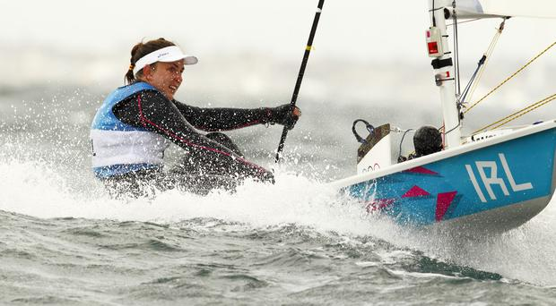 Annalise Murphy finished 20th overall with Ireland qualifying as the 16th nation