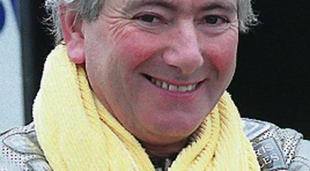 Modest champion: Joey Dunlop was known the world over as the greatest road racer of them all