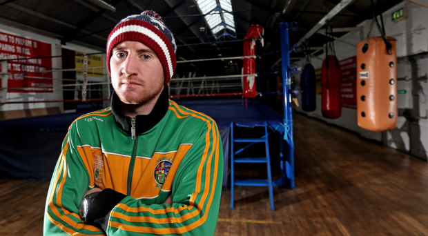 Big warning: Paddy Barnes believes local sport will suffer immensely with cuts to Sport NI