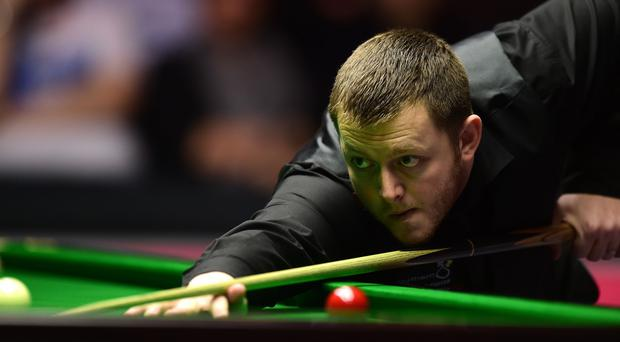 Mark Allen is through to the semi-finals of the Dafabet Masters