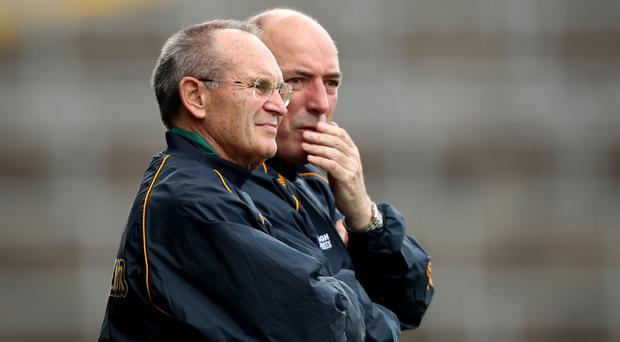 Big loss: Jim Nelson leaves behind a huge legacy in Antrim GAA after passing away following ill health