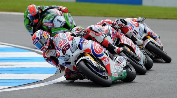 The World Superbike Championship made its debut in Thailand