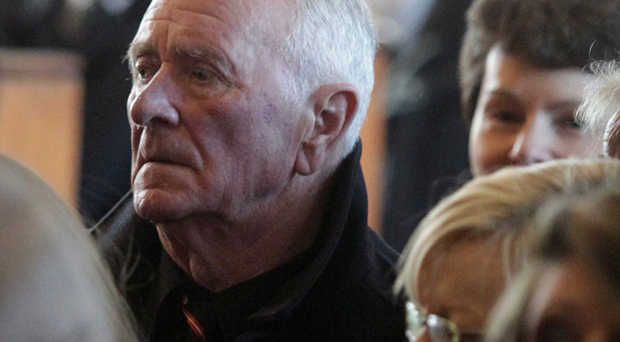 Man of conviction: Harry Gregg sought the advice of a minister when trying to decide if he should play football on Sunday