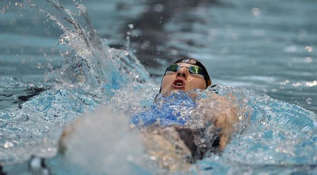Bethany Firth set a new world record on Saturday