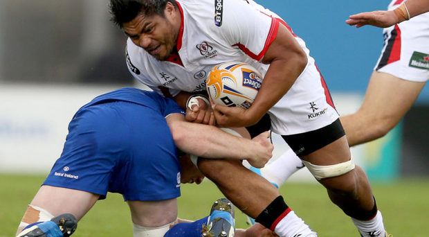 Major setback: Ulster's Nick Williams has been banned for the rest of the season