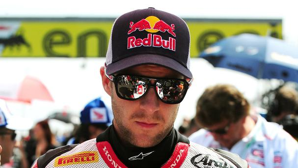 Britain's Jonathan Rea secured a double triumph in Assen, Holland