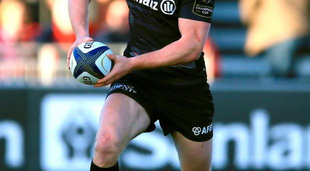 Owen Farrell has signed a long-term contract extension at Saracens